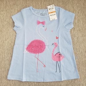 First Impressions Toddler Girl Tee